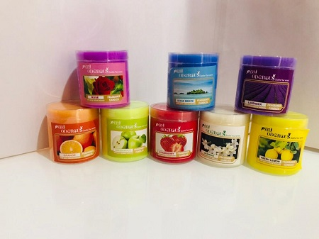 Aroma Candles 3*3