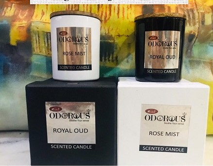 Fragrance Jar Candles
